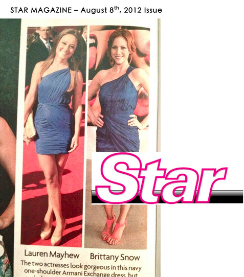 Star Magazine – Best Dressed