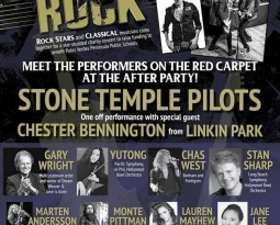 Lauren to Perform with Stone Temple Pilots and Linkin Park