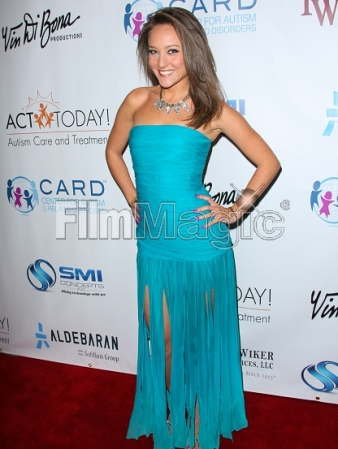 RED CARPET FOR DENIM AND DIAMONDS EVENT