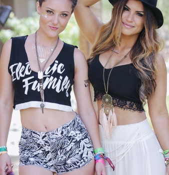 Festival Fashions! – From Coachella, to EDC, to Ultra, and more!