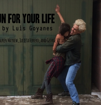 """Starring in Short Film – """"Run For Your Life"""""""